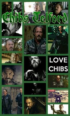 Chibs Telford sons of anarchy