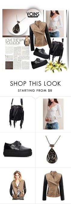 """""""Untitled #226"""" by april-lover ❤ liked on Polyvore featuring yoins"""