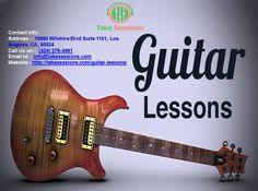 If you want to learn to Guitar lessons and you have an interest in recording Guitar, music and you want to know about the Guitar lessons then Take Sessions offers online, at home, in studio classes where you start your journey with some basic tips about the composing song. Learn Guitar lessons los Angeles at a reasonable price.