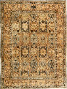Antique Khorassan  Persian Rugs 41347 Detail/Large View - By Nazmiyal
