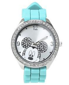 I had a mickey mouse watch when I was a kid... might be time for another
