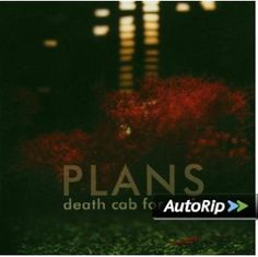 Plans (Death Cab for Cutie) - Album
