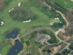 Mr. Schonfeld has his own 9 hole golf course at his home in the Hamptons. I must admit, I'm green with envy.