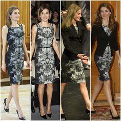 2016 -2013 Queen Letizia of Spain - Princess of Asturias
