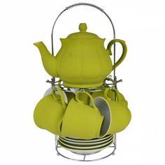 Jg de Chá Wonderland - verde