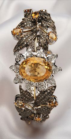 Part of The Queen of Sheba Parure