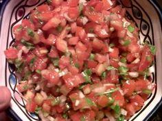 Rougail tomate aka tomato chutney