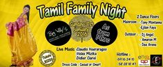 Tamil Family Night - see more on http://ift.tt/1nlm8oU #events #mauritius