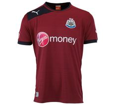 Newcastle United Puma 2012-13 Away