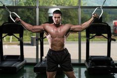 HOW TO BUILD CHEST MUSCLE? – 45 MINUTES WORKOUT: We have worked out a routine, which is put together just for you guys who wish to have their pectorals appear as if they were chiseled out of stone. This multi-faceted 45 minutes chest workout is designed to target all the four areas of the chest: Upper, Middle, Side and Lower. During this workout you will target the upper pecs, as well as the middle, lower, inner, and outer pec fibers for an all-around chest blast. Read on...