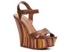Shop Women's Shoes: Wedges Sandals  – DSW