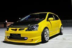 #Honda #Civic #EP3 #Mugen