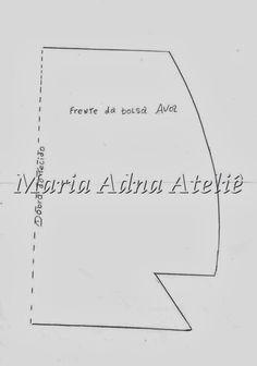 Maria Adna Ateliê: Bolsas, patchwork, bonecas, tecidos, acessórios e mais (Loja e Ateliê).: Janeiro 2014