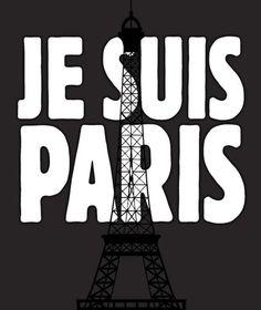 Je suis Paris - wir trauern! Anschlagswelle in der französischen Hauptstadt