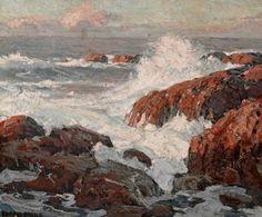 marine seascape by Edgar Payne | Edgar Payne Collection | Pinterest