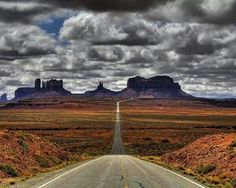 Monument valley northern Arizona