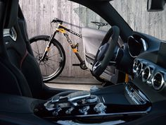 The new ROTWILD GT S mountain bike inspired by Mercedes-AMG. For further informations please visit: www.proudmag.com