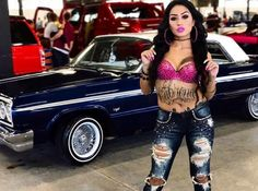 Final, sorry, Latinas ass with lowriders