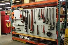 Lessons from a Wheeled Cabinet Tool Set: A Place for Everything and Everything in It's Place