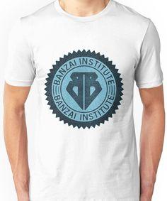 Buckaroo Banzai Institute Gear Logo Unisex T-Shirt