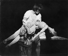 Rudolf Nureyev and Margot Fonteyn as Romeo and Juliet (Ballet Version)
