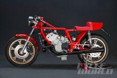 Magni Filorosso MV Agusta GP Racer