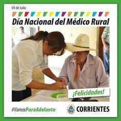 Felicidades a los médicos rurales!!! #VamosParaAdelante
