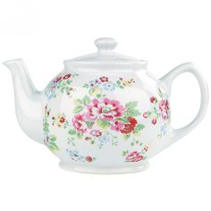 Mum's first teapot by Cath Kidston