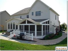 Image Result For Metal Hip Roof Screened Porch | Porch | Pinterest |  Screened Porches And Porch
