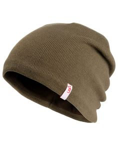 af2c4a9d507c Waster Winter Beanie Hat Beige or Red