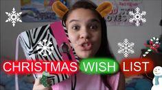 CHRISTMAS WISH LIST 2015