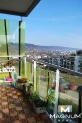 NA PREDAJ: Krásny, slnečný 3-izbový byt v novostavbe VINOHRADIS, Frankovská ulica