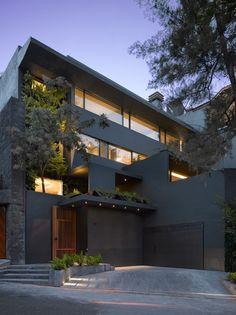 Barrancas House