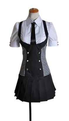 Dreamcosplay Anime Inu x Boku SS Shirakiin Ririchiyo Outfits Cosplay ** See this great product.