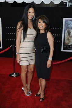 Kimora Lee Simmons mother