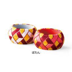 日本の四季を絹糸で描く 華やか加賀ゆびぬきの会(12回限定コレクション)   フェリシモ