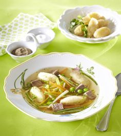 Vývar s noky Ramen, Soup, Ethnic Recipes, Soups, Soup Appetizers, Windows