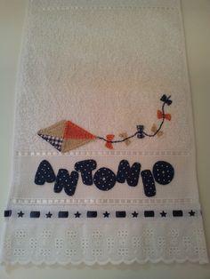toalha de boca com personalizada com feltro - Pesquisa Google