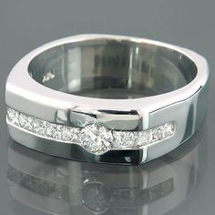 Wedding Ring for Men in Various Designs