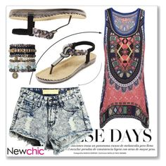 """""""NewChic 20"""" by abecic ❤ liked on Polyvore featuring newchic"""