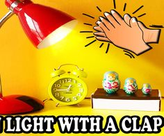 Arduino: How to Make on / Off Light With a Clap