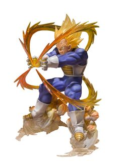 Super Saiyan Vegeta Figuarts ZERO Figure
