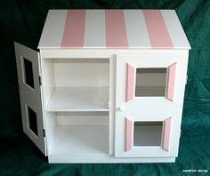 sandwich design - list of products: dollhouse/cupboard