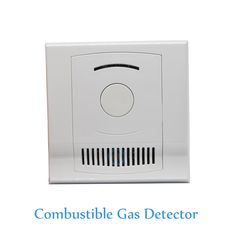Home security Combustible Gas leak Detector Coal LPG Gas leaking Natural Gas Fire Alarm Sensor NC NO signal options Gas Detector, Gas Fires, Security Alarm, Wall Mount, Indoor, Natural, Link, Interior, Nature