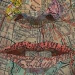 Map Collages | Matthew Cusick