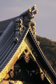 Japanese architecture detail