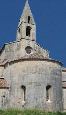 visite Var découverte balade  abbaye Thoronet