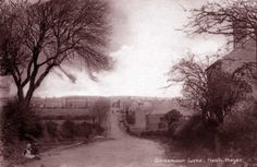 Staffordshire, Heath Hayes, Gorsemoor Lane/Road