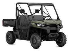 New 2017 Can-Am Defender HD10 ATVs For Sale in North Carolina. 2017 Can-Am Defender HD10, When we engineered the Can-Am Defender, we pulled out all the stops. We made it tough, capable and clever to excel at everything you demand of it. You'll feel the difference as soon as you sit in and pull away.