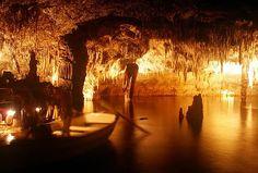 Cuevas del Drach - Drach Caves,  Porto Cristo, Manacor, Mallorca